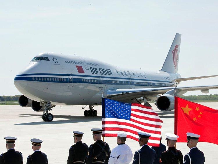 防止中國報復?美國更新中國旅遊警示至第2級:小心中國任意執法、強制拘留美公民