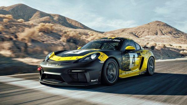 賽道玩物,Porsche 718 Cayman GT4 Clubsport正式發表!