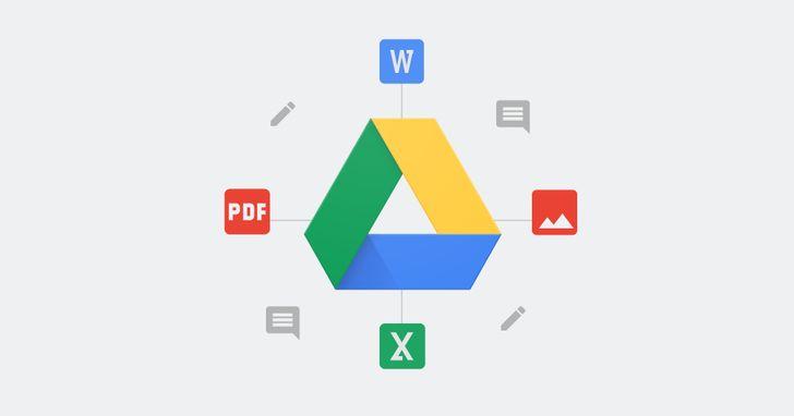 Google Drive網頁版實用技總複習;線上協同編輯Office文件、 簡報與試算表