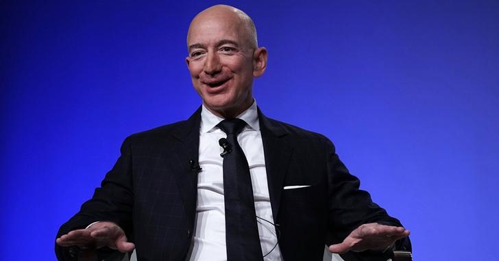 亞馬遜成全球市值最高公司,蘋果排名降到第4