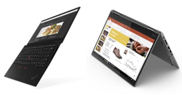 Lenovo推出全新ThinkPad X1系列:X1 Carbon、X1 Yoga創新升級