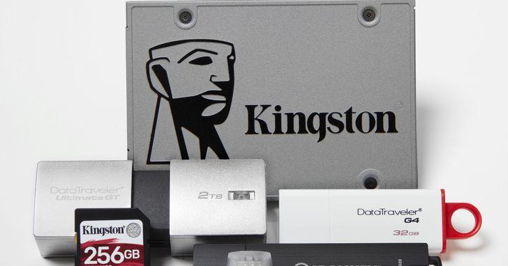 Kingston於CES 2019亮相全新固態硬碟和嵌入式儲存解決方案