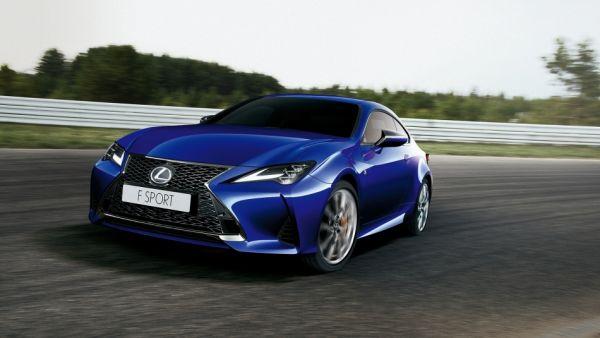 Lexus 小改款 RC 正式抵台!雙動力、三編成「243萬元起」魅惑登場!