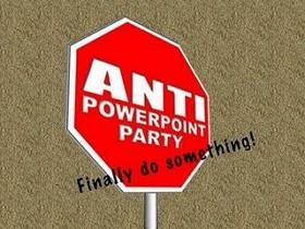 瑞士「反 PowerPoint 黨」:你有不用 PPT 的權利