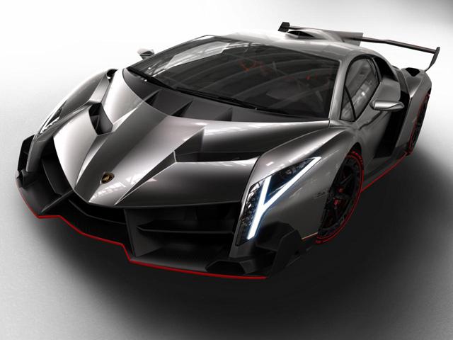 300萬歐元 Lamborghini Veneno現身義大利