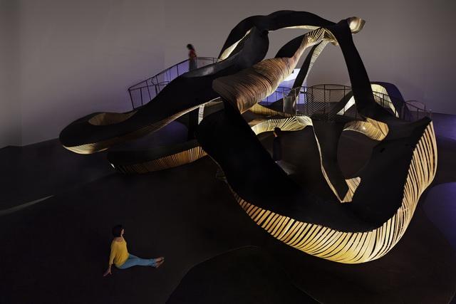Lexus米蘭設計週展場「Amazing Flow」驚艷全球