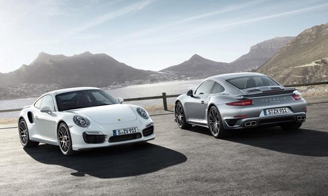 Porsche發佈全新 911 Turbo與 Turbo S性能跑車訊息
