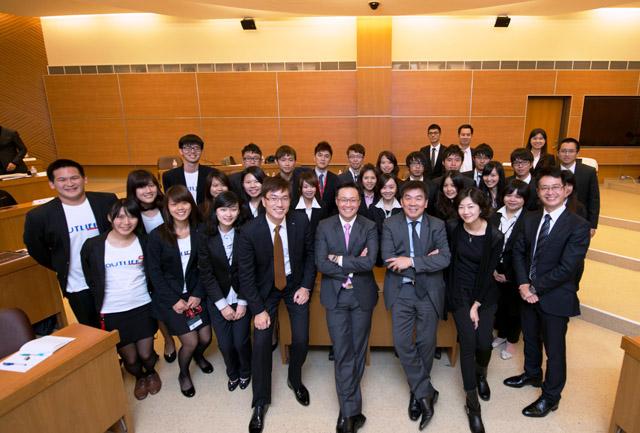 台灣奧迪汽車參與 「ATCC 全國大專院校商業個案大賽