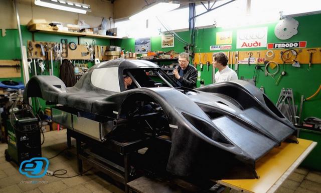Drive-eO(?)自製電動賽車將挑戰 Pikes Peak爬山賽