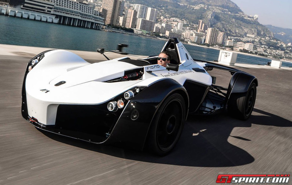 BAC Mono摩納哥一日試駕體驗!比 Bugatti Veyron的馬力重量比還讚