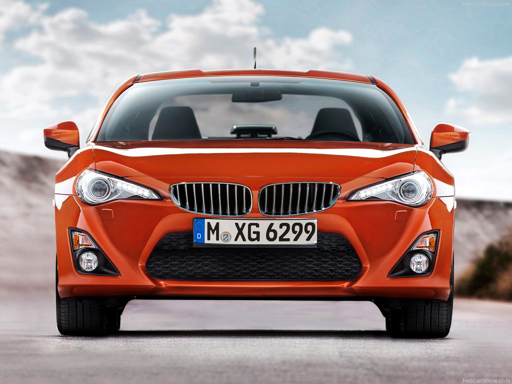 德日混血美女 BMW-Toyota性能跑車最快將於11月發表