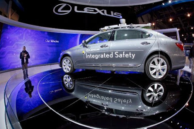 2040 年的自動駕駛車,對社會的影響也許是...