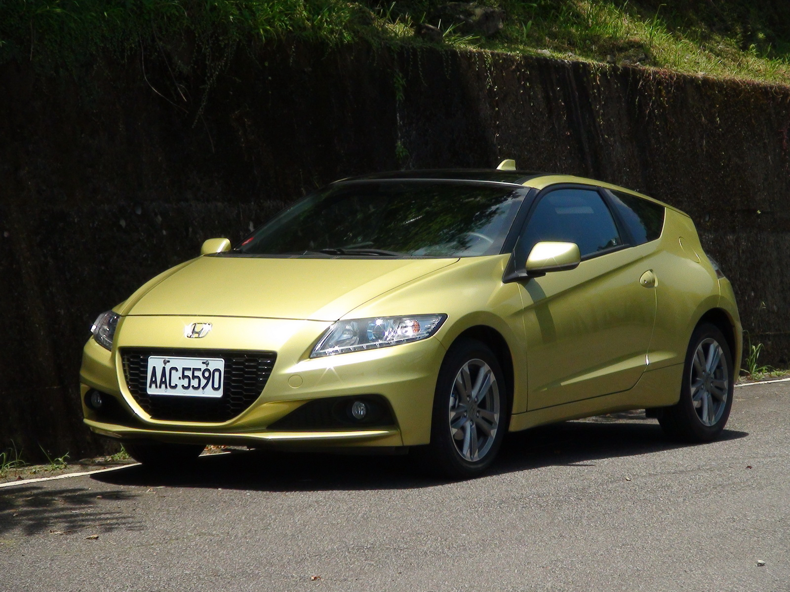 2013 Honda CR-Z渦輪體感試駕!本田的 Hybrid原來是這樣子玩的