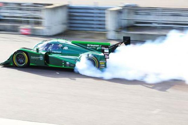 電動車陸地最速記錄即將被破! 281.6 km/h還不夠看!