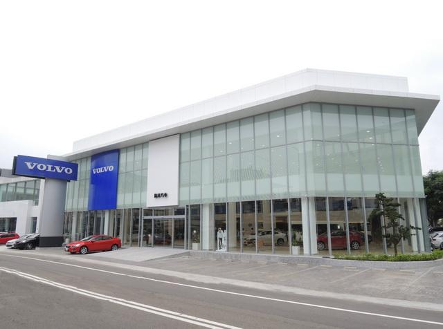 Volvo新竹旗艦展示暨服務中心 全新據點落成啟用