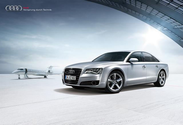 台灣奧迪汽車推出「Audi A8首席領袖租賃專案」
