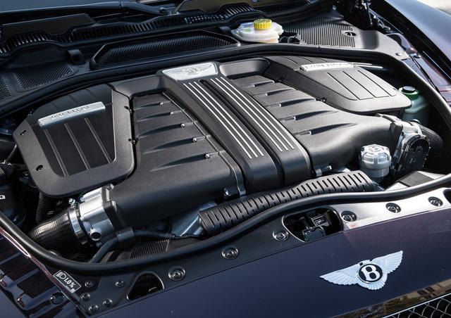 BENTLEY有史以來最速車款 – 全新 Continental GT Speed正式抵台,雙渦輪6.0升W12引擎的暴力美學!