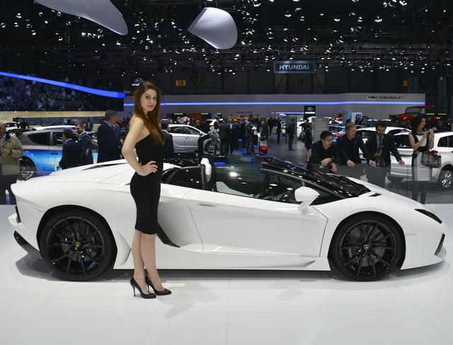藍寶堅尼2年內產量2000部 Aventador超跑,價值超過百億新台幣!