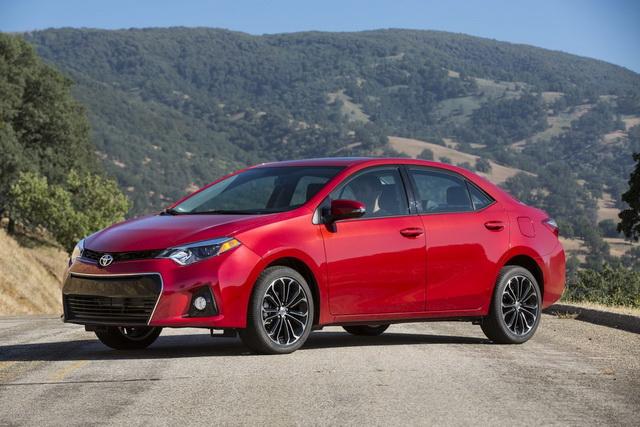 Toyota Corolla已推出 2014大改款!美規有八氣囊、也有四速自排...我們將有?