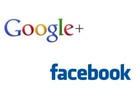 Google+ 和 Facebook 你選哪一邊?