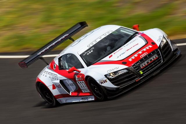 Audi R8 GT LMS 締造大鵬灣國際賽車場最速單圈紀錄!勇奪2013 Option GP全國菁英賽的GT CHALLENGE OPEN CLASS冠軍!