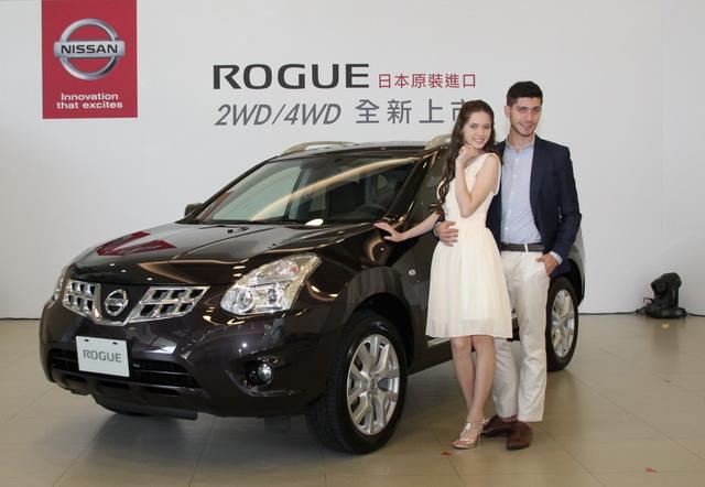 NISSAN ROGUE 2WD / 4WD 89.9萬元起全新上市!日本原裝進口、震撼國產車價