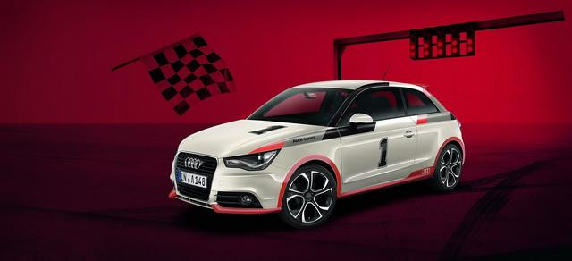 極致魅力 精彩展現! 台灣奧迪汽車推出Audi A1時尚限量版&傳奇競速版特仕車款