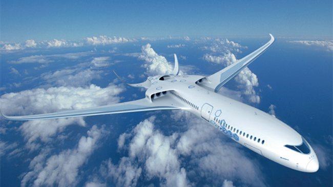 車子開 Hybrid已不稀奇,飛機坐 hybrid的才夠帥,E-Thrust油電混合動力客機將於2050年升空