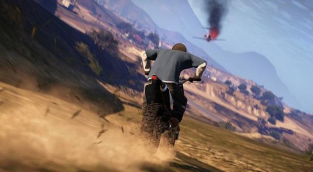 《Grand Theft Auto V 俠盜獵車手5》發佈最新預告影片!