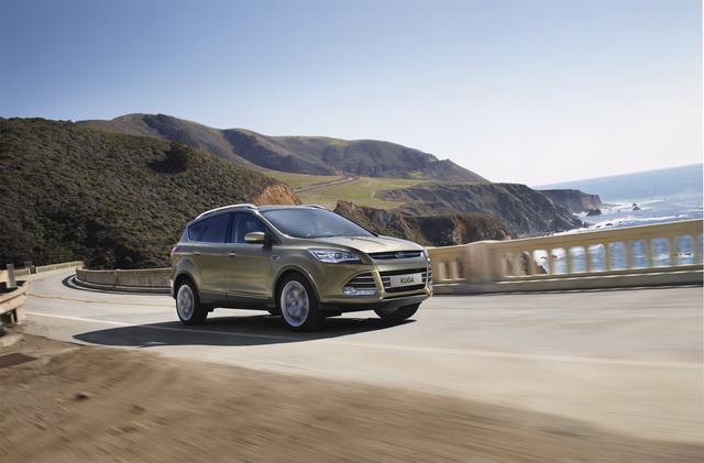 EcoBoost引擎亞太區銷售飆升260% 福特以綠色動能席亞太車壇