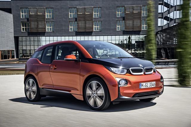 BMW正式發表 i3五門掀背電動車! 140萬起歐洲年底搶先販售