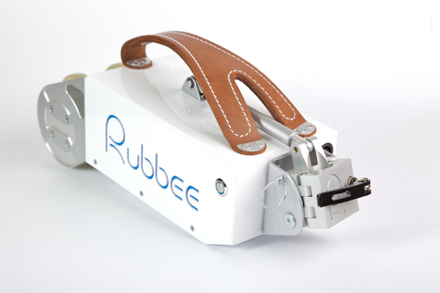 Rubbee Drive腳踏車輔助動力系統,讓軟腳蝦也能變成飛毛腿!