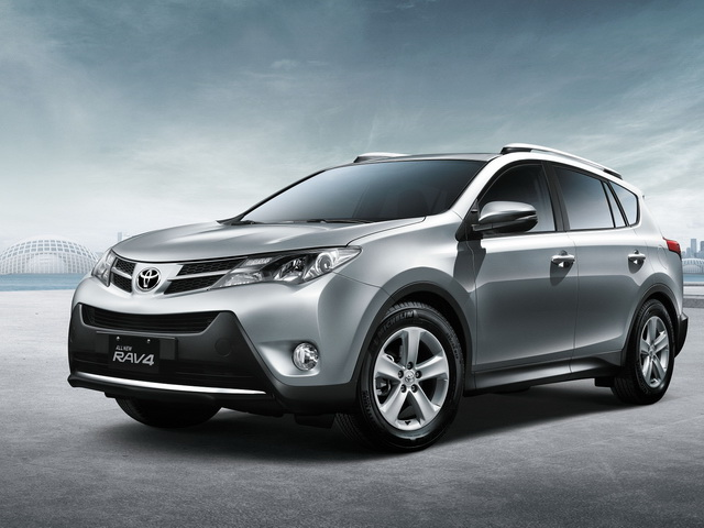 SUV銷售冠軍車種–「TOYOTA RAV4」榮獲環保標章認證!