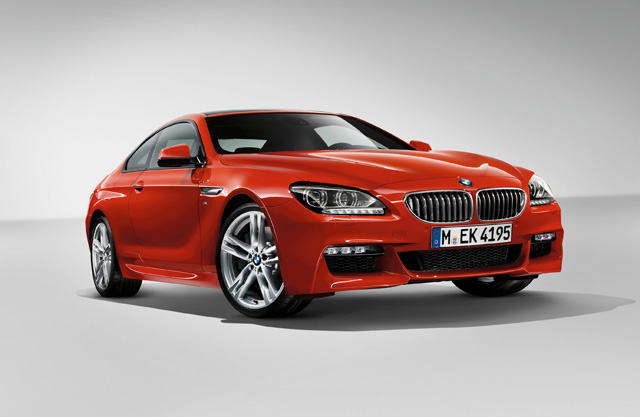 BMW 6系列 GRAN COUPE M Sport Edition套件組近6.5折之優惠!