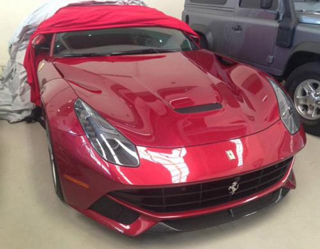 為了擠進 LaFerrari旗艦超跑訂車名單,富豪只好先購買第5輛法拉利!