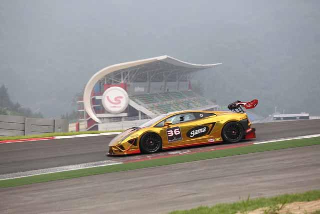 Lamborghini Blancpain Super Trofeo亞洲挑戰賽韓國仁濟站落幕,台灣車隊創下最佳戰績!
