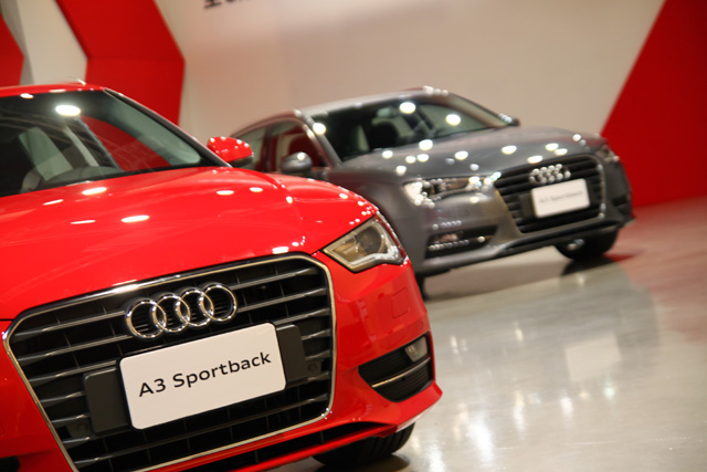 Audi A3 Sportback豪華運動掀背搶先曝光,預估售價介於141萬~ 170萬間