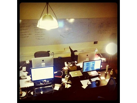 4人打造600萬會員傳奇,Instagram 辦公室大解密