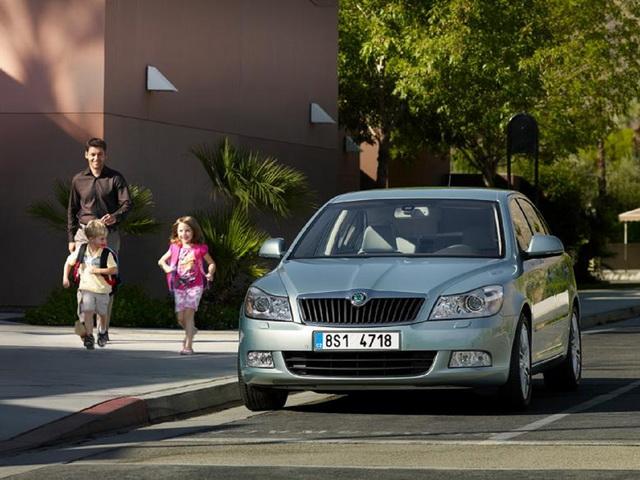 Skoda車壇模範生 2013英國Which?最佳汽車品牌榮耀加冕