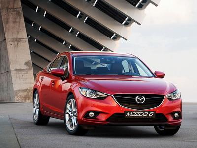 Mazda全新旗艦 Mazda6將於台灣紅點博物館現身!Kodo魂動魅力再次展現