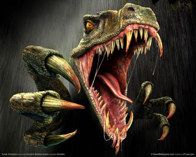 進擊的恐龍在日本瘋狂追逐路人!