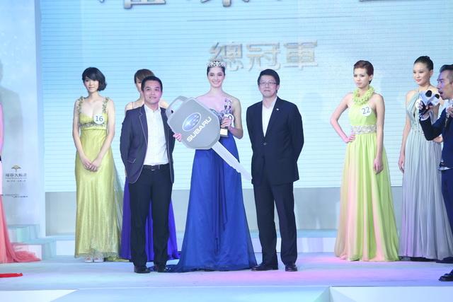 第 2屆伊林璀璨之星男女冠軍出爐:Subaru XV百萬休旅車開回家