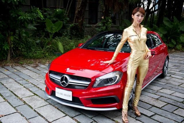Mercedes-Benz以A-Class 、 CLA 、 E-Class勇奪三座獎項榮獲 2013德國紅點設計三項大獎