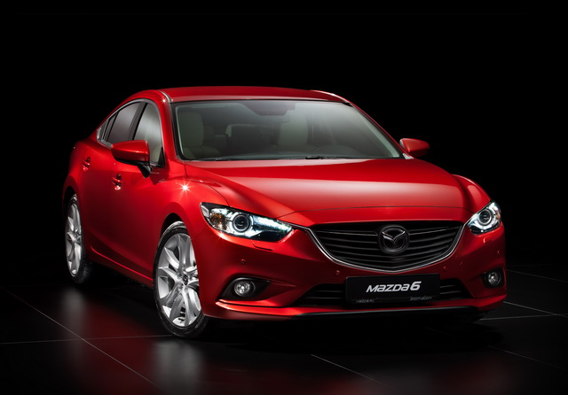 2014 Mazda6獲 Euro NCAP撞擊測試五顆星最高評價!近期即將在台上市