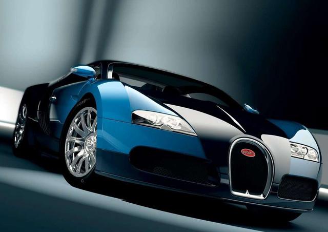 想當超跑之王Bugatti Veyron的一日車主嗎 ?只要77.5萬就能實現了!