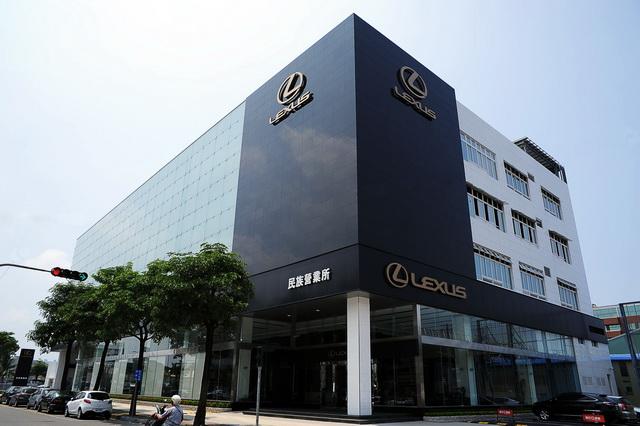 花了八億元打造!全球最大 Lexus營運據點正式在高雄左營亮相