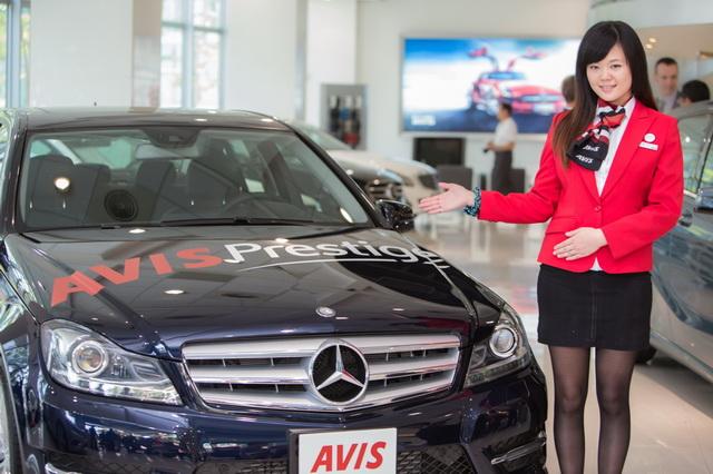 「AVIS Prestige尊榮車隊」添新血:隆重推出 Mercedes-Benz A-/B-/C-Class短租自駕服務