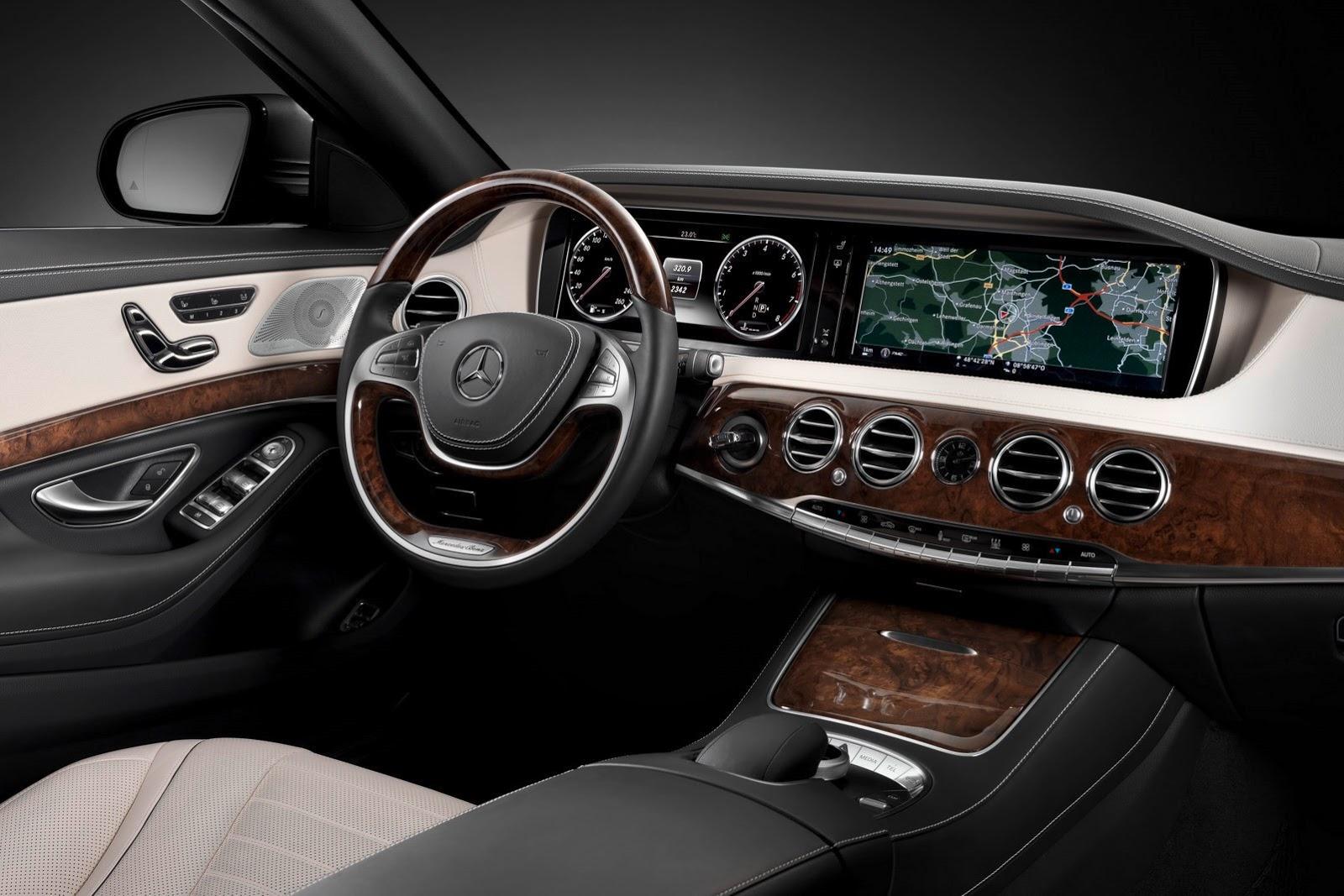 台灣賓士公布全新大改款 Mercedes-Benz S-Class售價,458~752 萬元起!口袋沒有點料還真的別想入主...