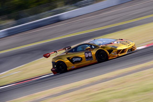 2013 Lamborghini Blancpain Super Trofeo決戰富士賽道,台灣之光締造最快個人單圈