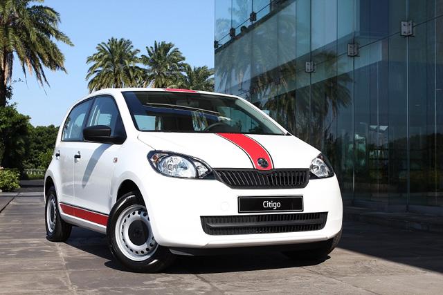 SKODA即將引進超省油 Citigo小型掀背車,預售價56.9萬起,還掛有 Euro NCAP 5顆星安全保證!